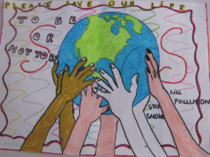 Cùng nhau bảo vệ môi trường