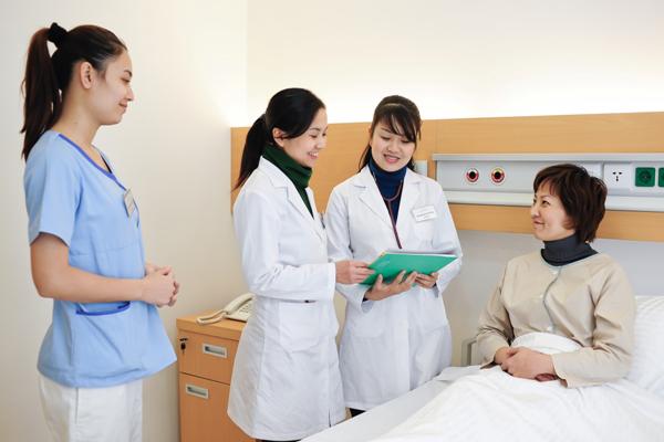 các trường có ngành điều dưỡng
