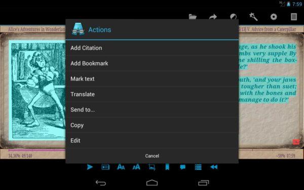 Phần mềm đọc sách Android tốt nhất. App đọc sách trên Android